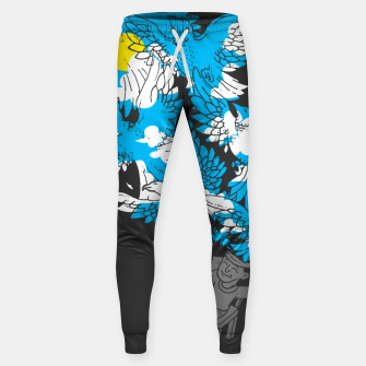 Thumbnail image of BREAK, AND FREE YOUR MIND - Cotton sweatpants, Live Heroes