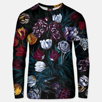 Miniature de image de EXOTIC GARDEN - NIGHT XIV Cotton sweater, Live Heroes