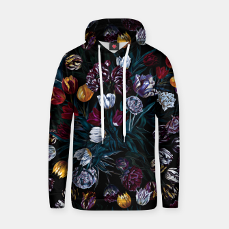 Thumbnail image of EXOTIC GARDEN - NIGHT XIV Cotton hoodie, Live Heroes