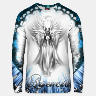 Thumbnail image of Arsencia Ethereal Silver Light Cotton sweater, Live Heroes