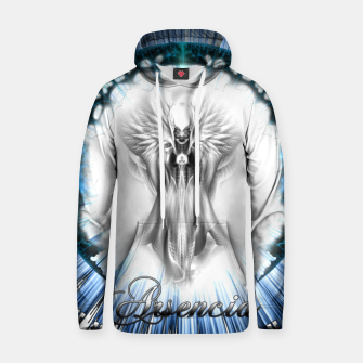 Thumbnail image of Arsencia Ethereal Silver Light Cotton hoodie, Live Heroes