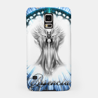 Thumbnail image of Arsencia Ethereal Silver Light Samsung Case, Live Heroes