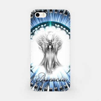 Thumbnail image of Arsencia Ethereal Silver Light iPhone Case, Live Heroes