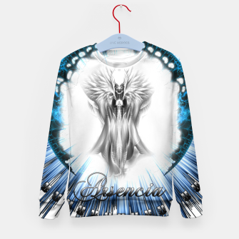 Thumbnail image of Arsencia Ethereal Silver Light Kid's sweater, Live Heroes