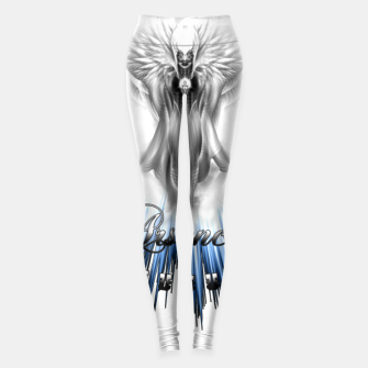 Thumbnail image of Arsencia Ethereal Silver Light Leggings, Live Heroes
