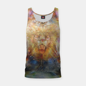 Thumbnail image of lion an lioness oneness Tank Top, Live Heroes