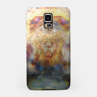 Thumbnail image of lion an lioness oneness Samsung Case, Live Heroes