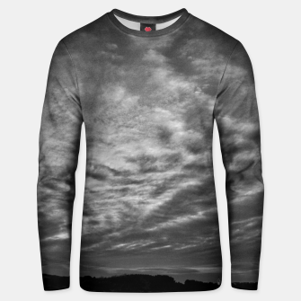 Thumbnail image of Dramatic Sky Cotton sweater, Live Heroes