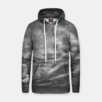 Thumbnail image of Dramatic Sky Cotton hoodie, Live Heroes