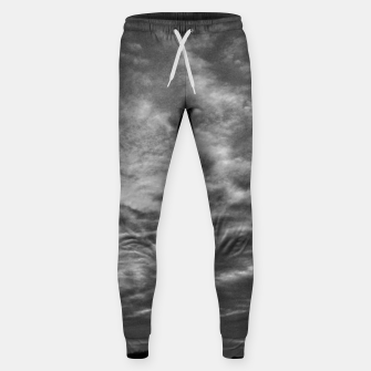 Thumbnail image of Dramatic Sky Cotton sweatpants, Live Heroes