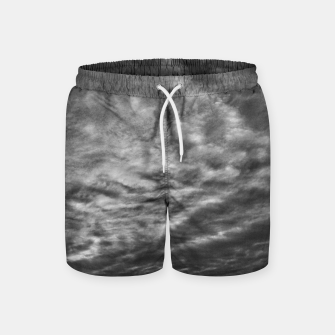 Thumbnail image of Dramatic Sky Swim Shorts, Live Heroes