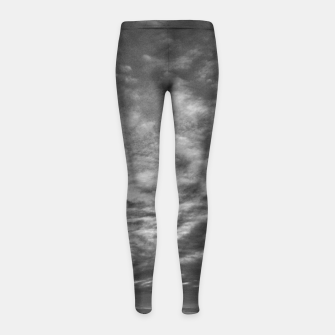 Thumbnail image of Dramatic Sky Girl's leggings, Live Heroes