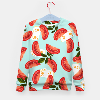 Thumbnail image of Caprese W Kid's sweater, Live Heroes