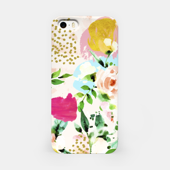 Thumbnail image of Floral Blush iPhone Case, Live Heroes