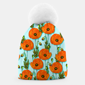 Thumbnail image of Peonies Beanie, Live Heroes