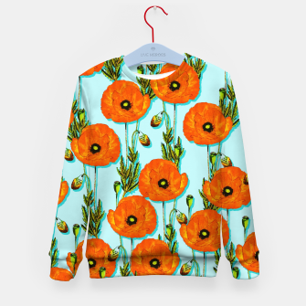 Thumbnail image of Peonies Kid's sweater, Live Heroes