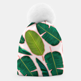 Thumbnail image of Banana Leaf Blush Beanie, Live Heroes