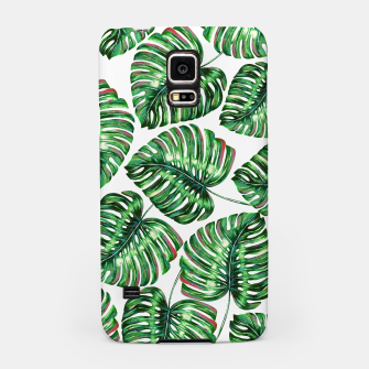 Thumbnail image of Tropical Greenery Samsung Case, Live Heroes