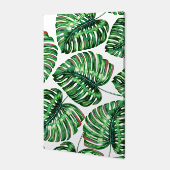 Thumbnail image of Tropical Greenery Canvas, Live Heroes