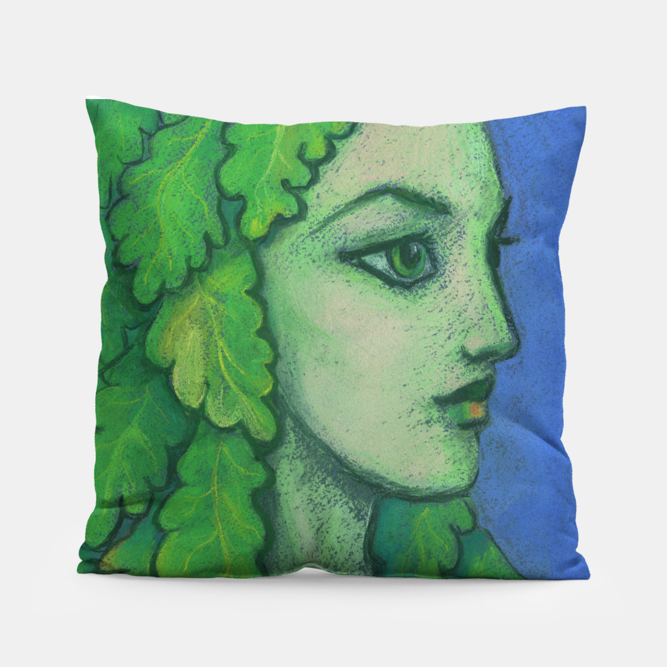 Image of Balanis Pillow - Live Heroes