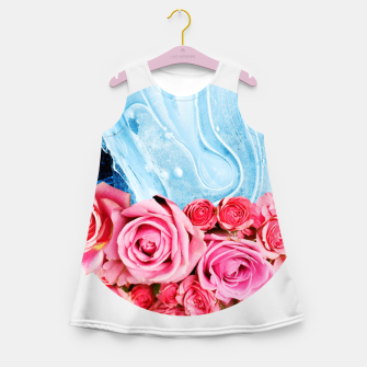 Thumbnail image of Unexpected Blossom Girl's summer dress, Live Heroes