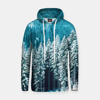 Thumbnail image of Rainforest Cotton hoodie, Live Heroes