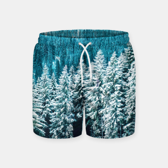 Thumbnail image of Rainforest Swim Shorts, Live Heroes