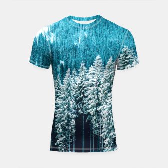 Thumbnail image of Rainforest Shortsleeve rashguard, Live Heroes