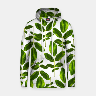 Natural Cure Cotton hoodie thumbnail image