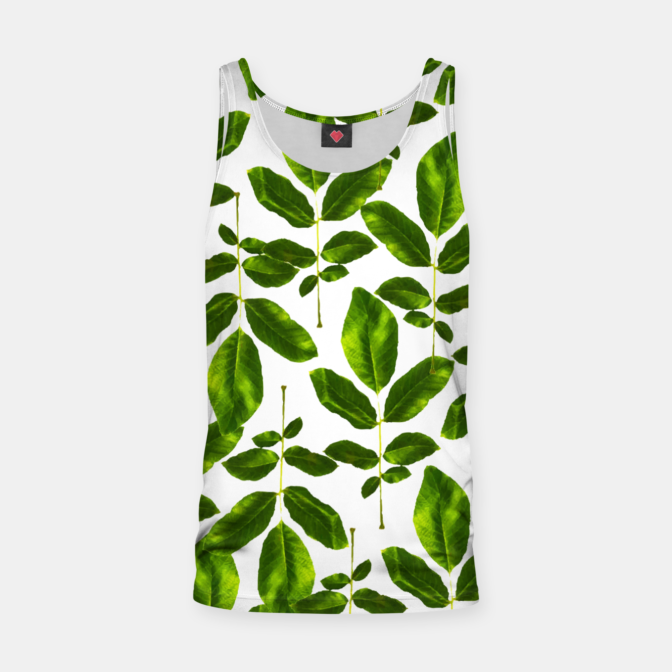 Image of Natural Cure Tank Top - Live Heroes