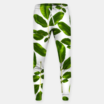 Natural Cure Cotton sweatpants thumbnail image