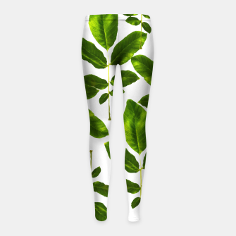 Natural Cure Girl's leggings thumbnail image