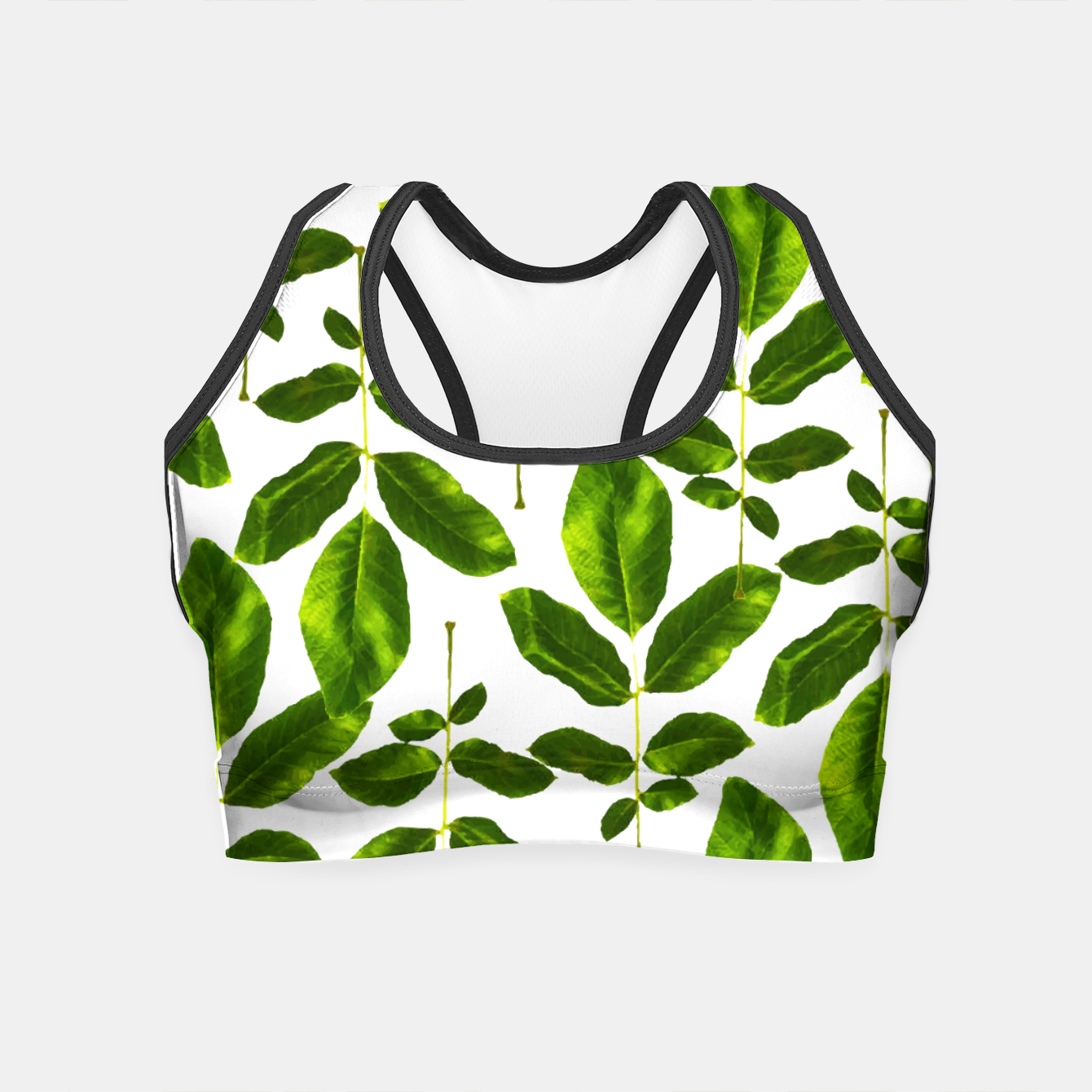 Image of Natural Cure Crop Top - Live Heroes