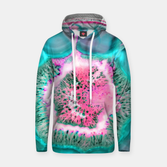 Thumbnail image of Agate Beauty Cotton hoodie, Live Heroes