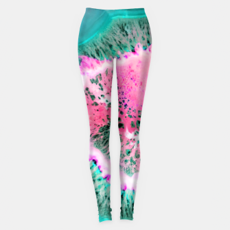 Thumbnail image of Agate Beauty Leggings, Live Heroes