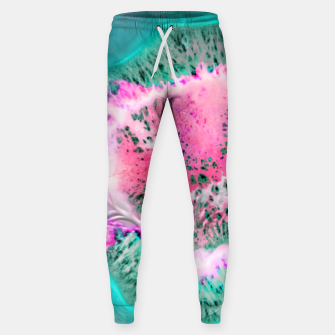 Thumbnail image of Agate Beauty Cotton sweatpants, Live Heroes