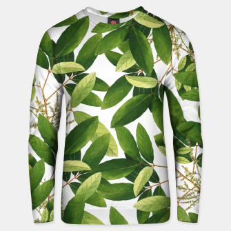 Thumbnail image of Greenery Cotton sweater, Live Heroes