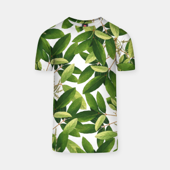 Thumbnail image of Greenery T-shirt, Live Heroes