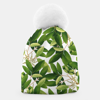 Thumbnail image of Greenery Beanie, Live Heroes
