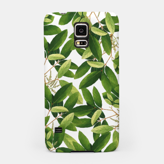 Thumbnail image of Greenery Samsung Case, Live Heroes