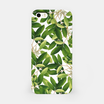 Thumbnail image of Greenery iPhone Case, Live Heroes