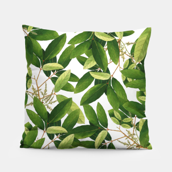 Thumbnail image of Greenery Pillow, Live Heroes
