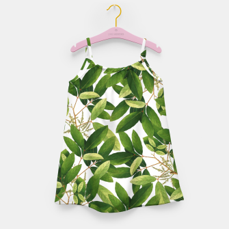 Thumbnail image of Greenery Girl's dress, Live Heroes