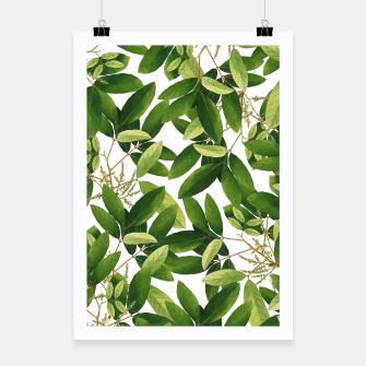 Thumbnail image of Greenery Poster, Live Heroes
