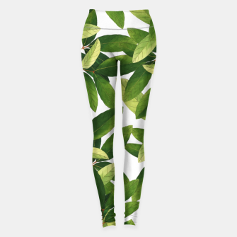 Thumbnail image of Greenery Leggings, Live Heroes