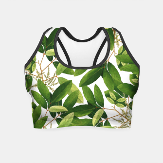 Thumbnail image of Greenery Crop Top, Live Heroes