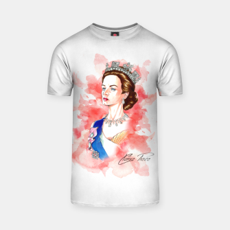 Thumbnail image of My name is Elizabeth  T-shirt, Live Heroes