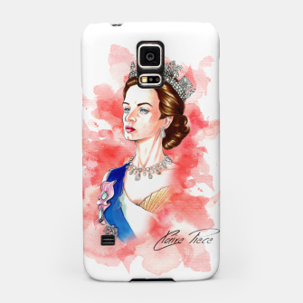 Thumbnail image of My name is Elizabeth  Samsung Case, Live Heroes