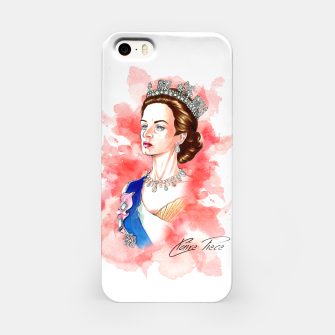 Thumbnail image of My name is Elizabeth  iPhone Case, Live Heroes