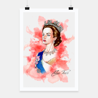 Thumbnail image of My name is Elizabeth  Poster, Live Heroes